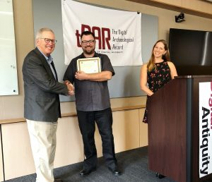 ASU Student Veterans Honored for their Contributions to